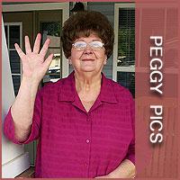 Photos of Peggy