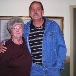 Peggy Chaney and Scott Moss