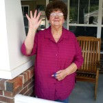 Peggy Chaney at Kings Mountain Manor