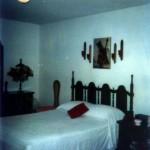 Master bedroom. 702 Marion Street, Kings Mountain, North Carolina. Circa 1975.