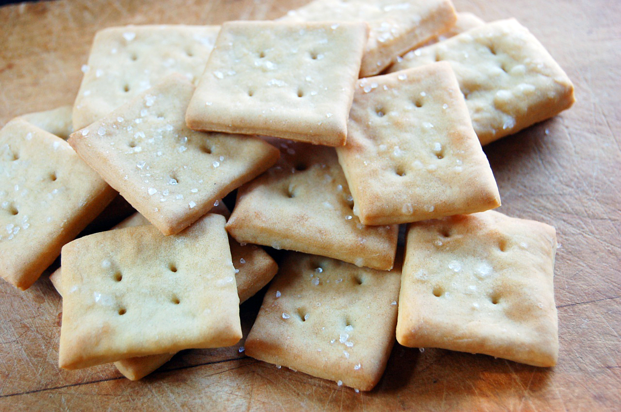 Soda Crackers